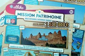 FRANCE-LOTTERY-HERITAGE